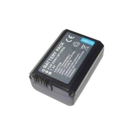 Camera Batteries - Battery NP-FW50 1080mAh 7.2V for Sony DSLR A33 A55 NEX-3 NEX-5, fotokameras akumulators - buy today in store and with delivery