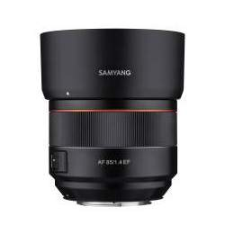 Lenses - Samyang AF 85mm F1.4 EF Vollformat Autofokus fьr Canon EF - buy today in store and with delivery