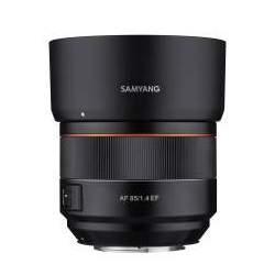 Objektīvi - Samyang AF 85mm f/1.4 EF for Canon - perc veikalā un ar piegādi