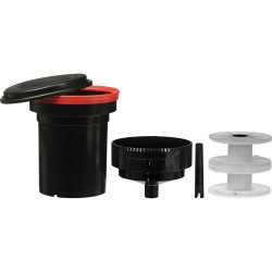 For Darkroom - Paterson Super System 4 universal developing tank incl. 2 reels - buy today in store and with delivery