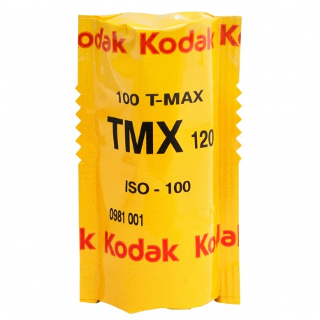 Foto filmiņas - KODAK T-MAX 100/120 FOTO FILMA - perc veikalā un ar piegādi