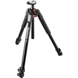 Photo Tripods - Manfrotto MK055XPRO3 aluminium tripod legs - buy today in store and with delivery