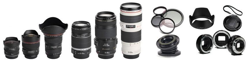 Lenses & Optics
