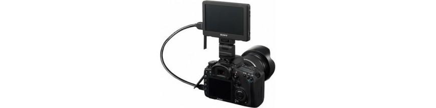 LCD monitori filmēšanai