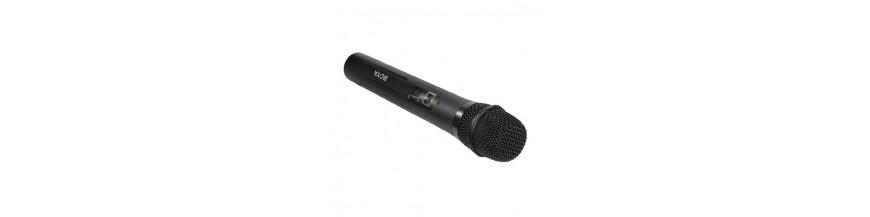 Микрофоны и звукозапись