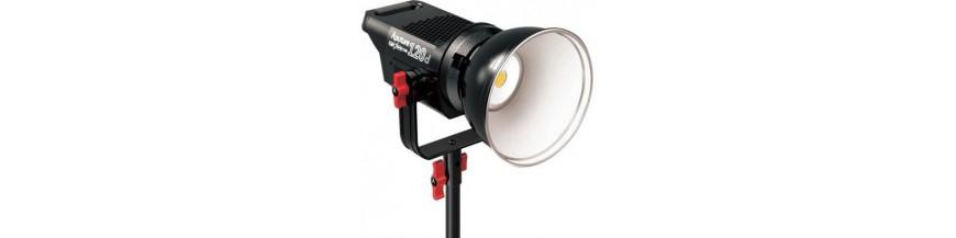 Video gaismas