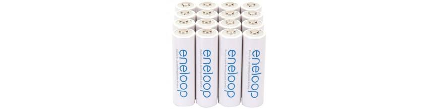 Baterijas, akumulatori un lādētāji