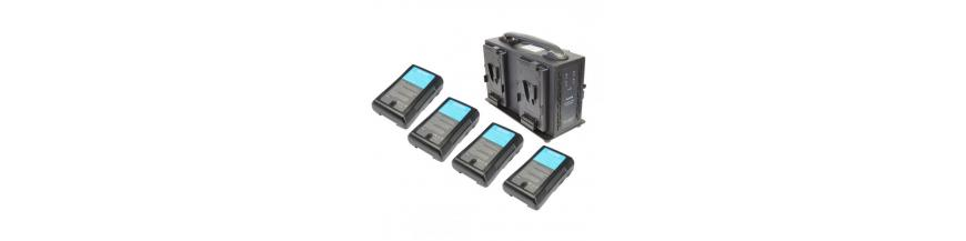 V-Mount аккумуляторы