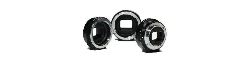 Adapters for lens