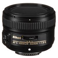 Nikon AF-S 50mm F1.8G DX noma
