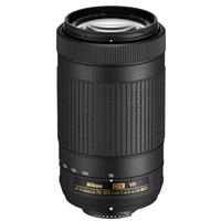 Nikon AF-P 70-300mm F4.5–6.3G ED VR DX noma