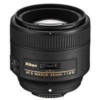 Nikon AF-S 85mm F1.8G noma