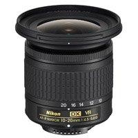 Nikon AF-P 10-20mm F4.5-5.6G VR DX noma