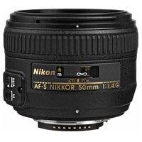Nikon 50mm F1.4G AF-S Nikkor noma