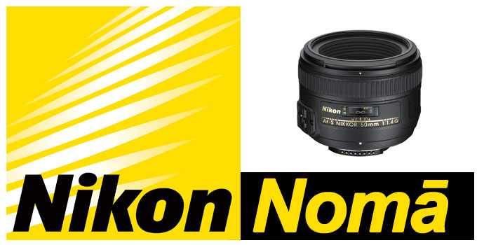 Iznomā Nikon kameras un objektīvus!
