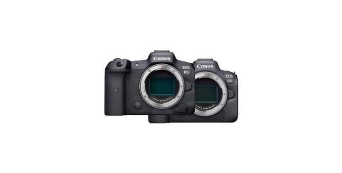 Papildini savu jauno Canon EOS R5 & R6 bezspoguļkameras komplektu ar visiem nepieciešamajiem rīkiem!